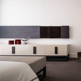 Contemporary Bedroom by D'Cruz Design Group Sydney Interior Designers