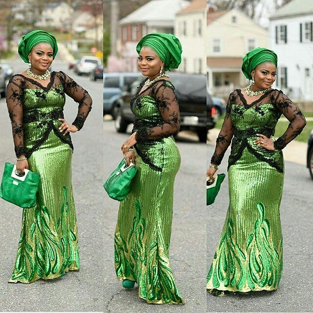 Howdy ladies. Latest aso ebi styles are always available on maboplus. All you have to do is to keep checking daily. These selected styles will make you look perfectly dressed, scintillating and gorgeous in the next party you'll be attending.   #Aso Ebi Styles #Lace Aso Ebi Styles #lacestyles