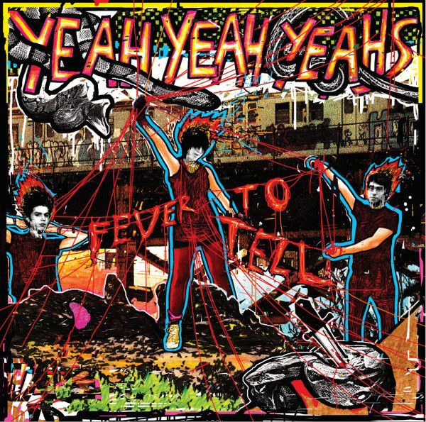 "#6: ""Maps"" by Yeah Yeah Yeahs - listen with YouTube, Spotify, Rdio & Deezer on LetsLoop.com"