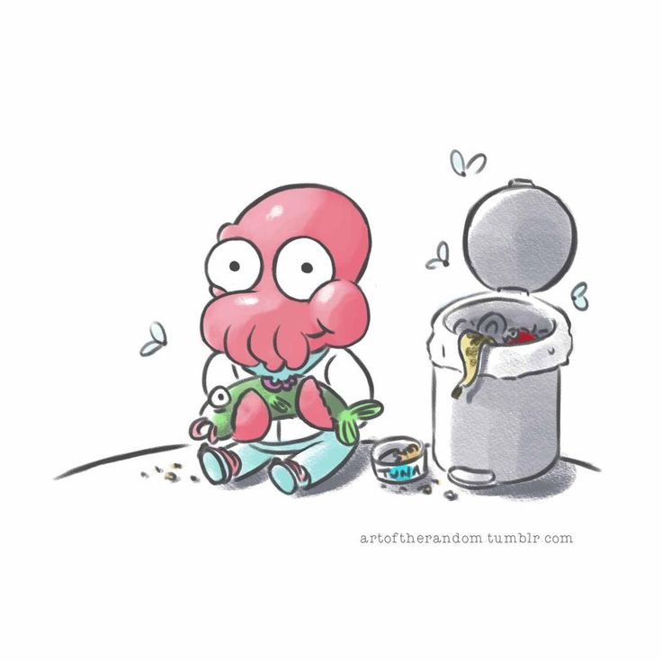 """If you're having lunch, have one with """"Chibi #Zoidberg"""" by TriciaBuchananBenson 