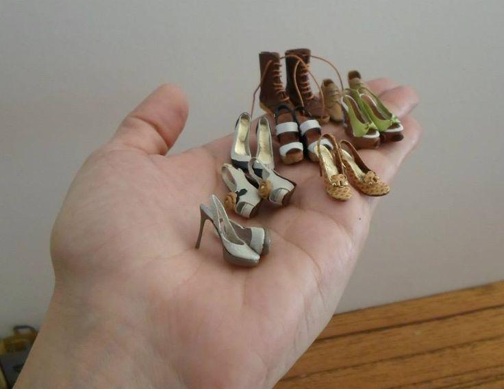 More mini shoes Mehr