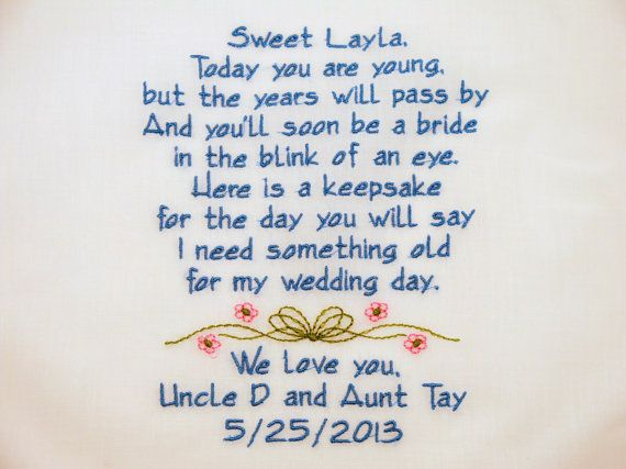 To My Pas On Wedding Day Poem Ideas