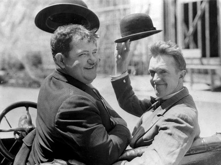 Dick und Doof: Laurel und Hardy, kam jeden Freitag im Fernsehen, das war meine…