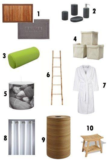Les 25 meilleures idées de la catégorie Accessoires de salle de ...