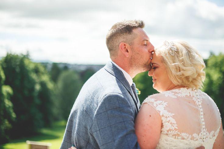 Nicola & Mark's sneak peek - Dunblane Hydro wedding photographers