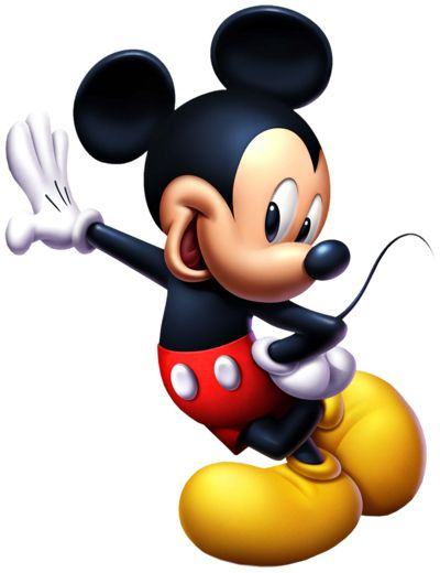 Mickey--lots of clip art here plus a free Disney font