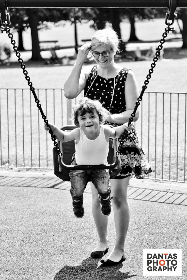 At the Park #FunWithMum #Swings #Rushden #AfternoonOut #Park
