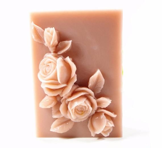 Soap Mold Mermaid Silicone Diy Craft Mould Molds Candle 3d Handmade Making Wax