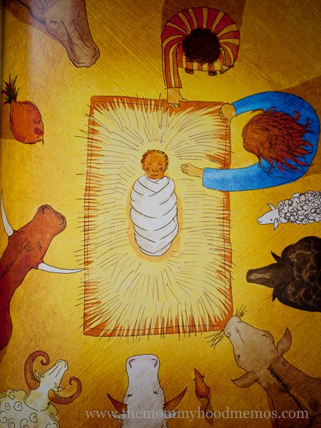 How to use the Jesus Storybook Bible to celebrate Advent and the birth of Christ.