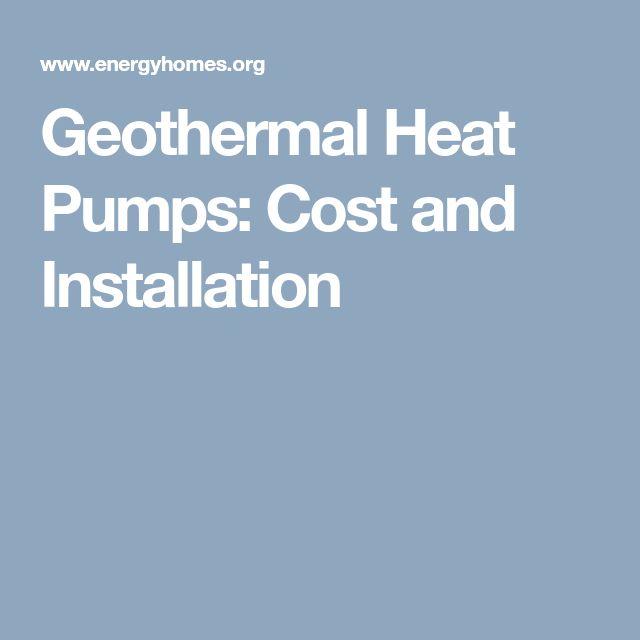 Die besten 25+ Heat pump cost Ideen auf Pinterest - solar fur pool selber bauen
