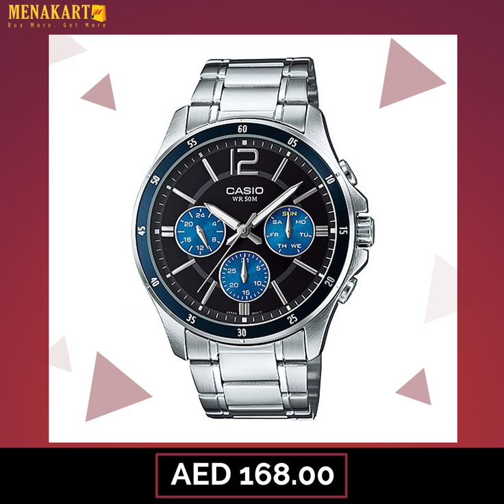 Pair your outfit with these cool and sporty watches to look your best this valentine season! Shop here now!Casio Watch for men #casio #watches #valentine  #love #seasonoflove #luxury #online #shopping #menakart
