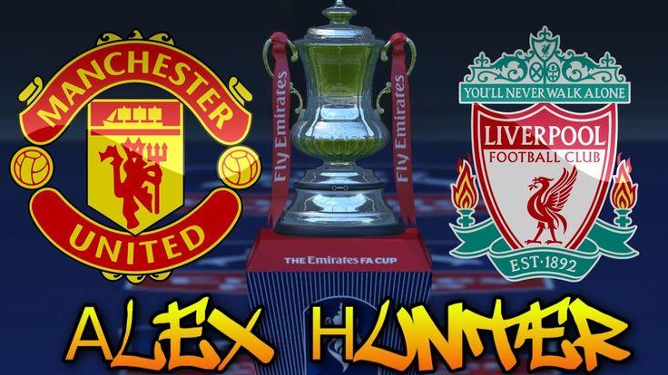 [# 35] Gameplay FIFA 17 - Alex Hunter - Finał FA Cup - KONIEC