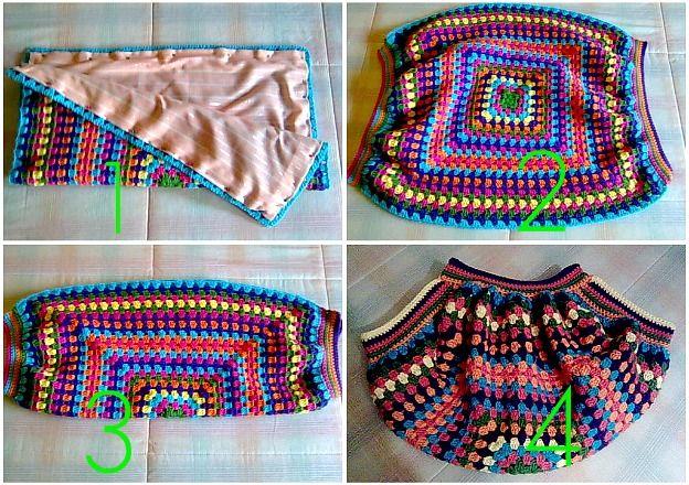 crochetingclub: crocheting waves & bags