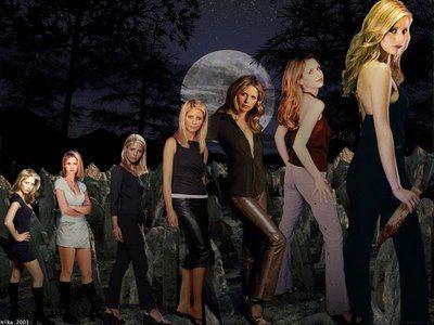 Buffy through the seasons