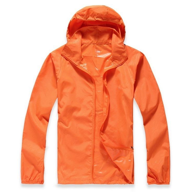 15 Color Best Selling Women Men Ultra-light Waterproof Jacket Quick-dry Clothes Skinsuit Outwear Plus Size XS-XXXL #Affiliate