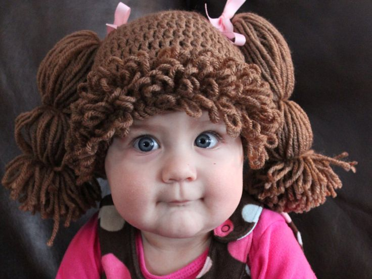 Cabbage Patch Kids wigs for babies go viral