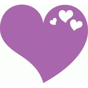 968 best purple hearts images on pinterest purple hearts rh pinterest com Lavender Roses Clip Art Lavender Cup of Tea