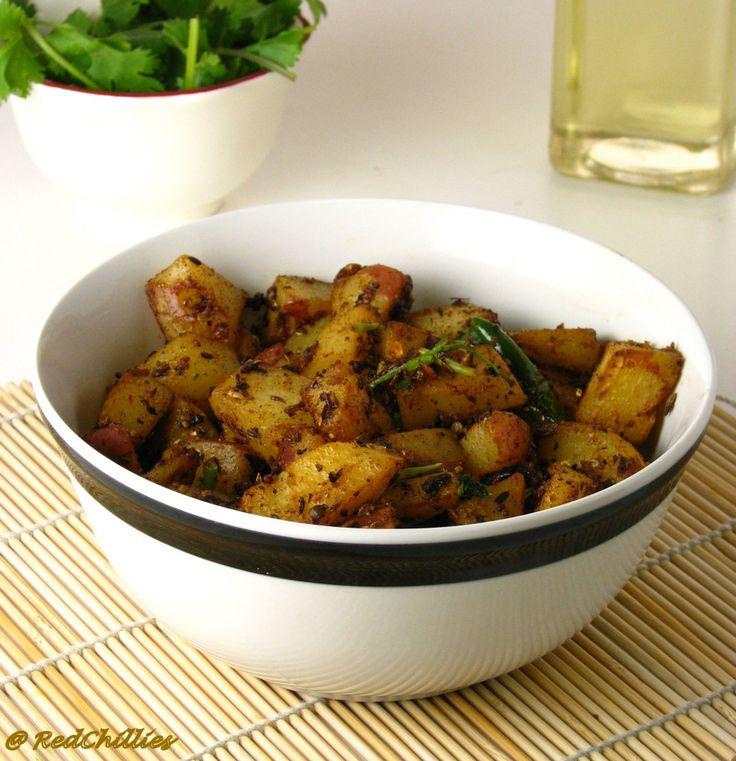 518 best kannada recipes images on pinterest karnataka indian spicedpotatocurry 005 forumfinder Gallery