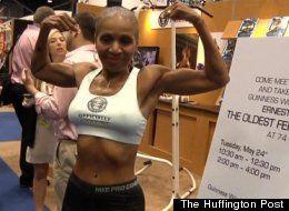 Inspiration: Ernestine Shepherd, 75yr old bodybuilder, and she didn't start training until she was 50