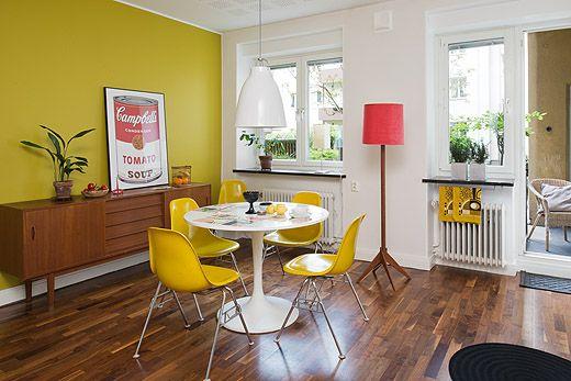 Kök/matplats - STADSTEATERN/HÄSTHAGEN | Hemnet Inspiration