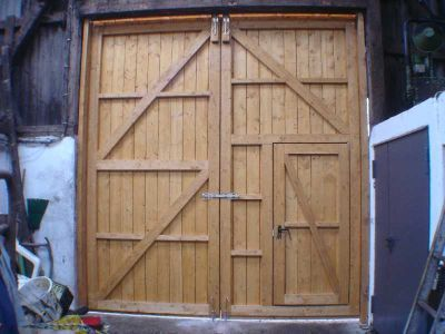 Bildergebnis F 252 R Garagen Schiebetor Holz Selber Bauen In