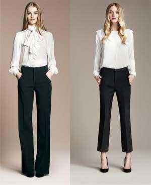 pantalon beige dama saco - Buscar con Google