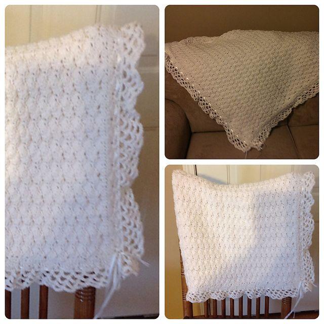 250 best crochet baby blankets 7 images on pinterest knitted ravelry pekeapoomoms innocence baby blanket fandeluxe Images