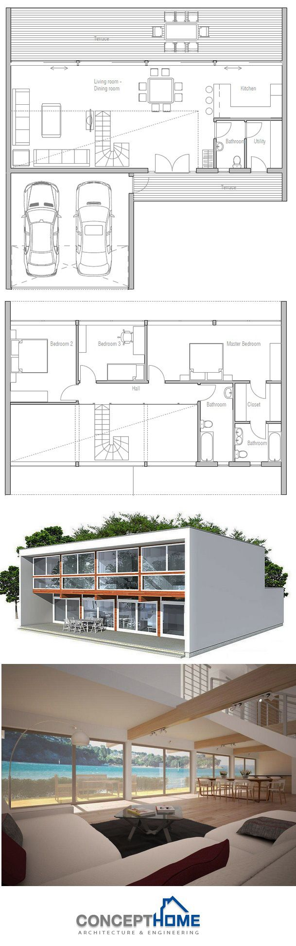170 best images on pinterest architecture architecture drawing of a house floor plan