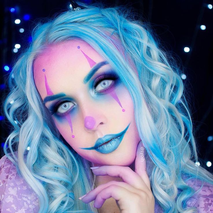 "523 Likes, 31 Comments - Syo (@syoih) on Instagram: ""Pastel Clown  Inspired by the amazing @kimberleymargarita_  Details: @makeupgeekcosmetics…"""