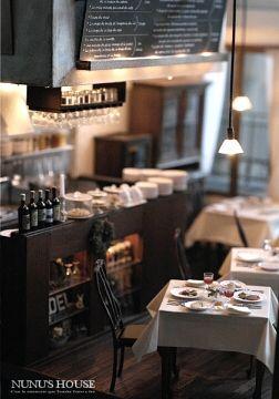 miniature restaurant by Nunu's House