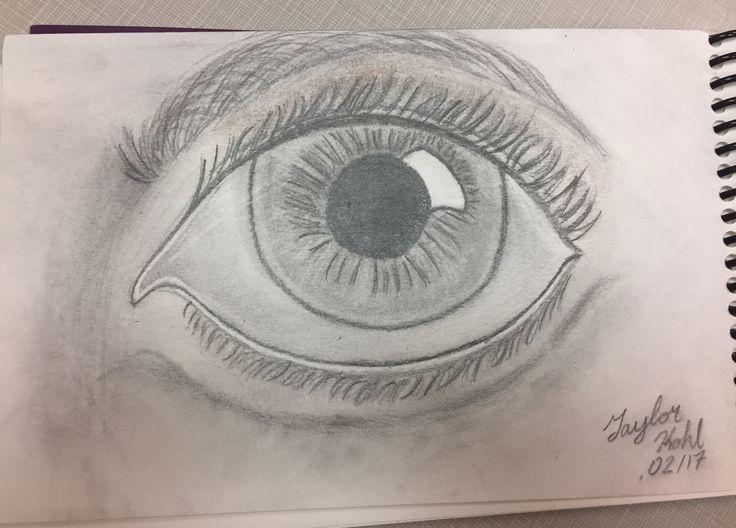 """Eye"" love to draw ❤️"