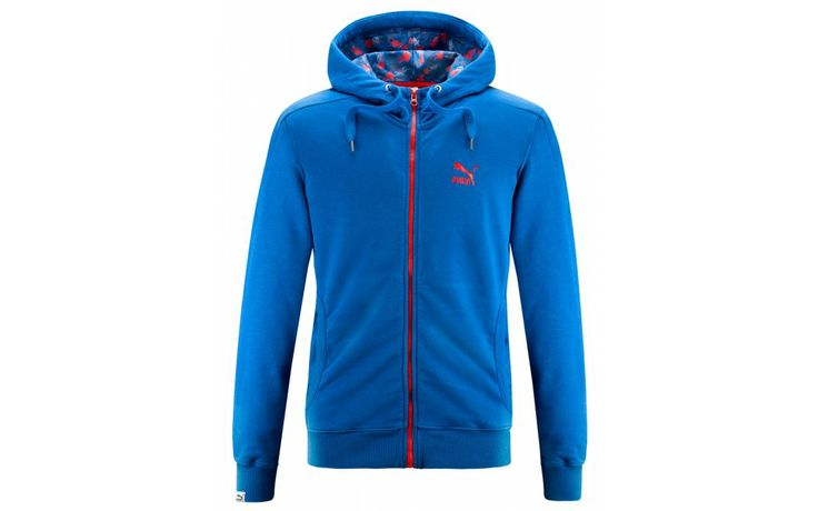 PUMA FULL-ZIP HOODIE FLOREAL PACK #PUMA #awlab #apparel #clothing #floreal