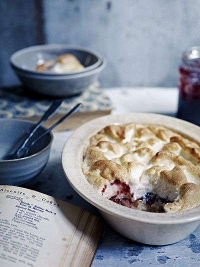 Queen of puddings | Jamie Oliver