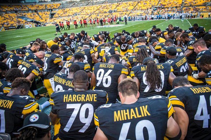 PHOTOS: Karl's Top Pics - Lions vs Steelers