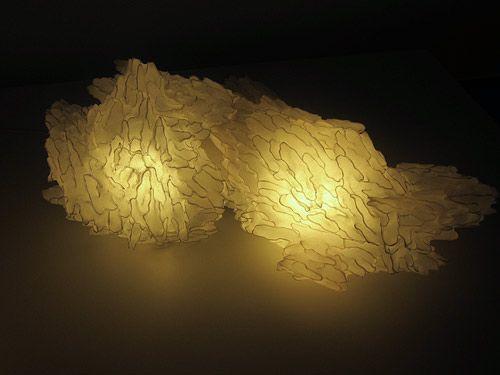 Aqua Creations- light sculptures