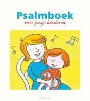 Productafbeelding Psalmboek voor jonge kinderen