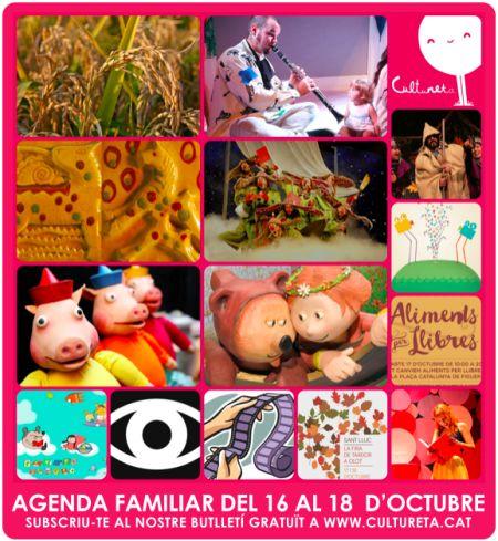 Cultureta: Agenda Familiar de Girona