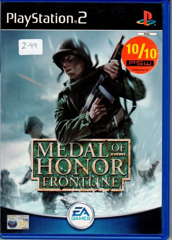 Medal Of Honor Frontline Dengan Gambar