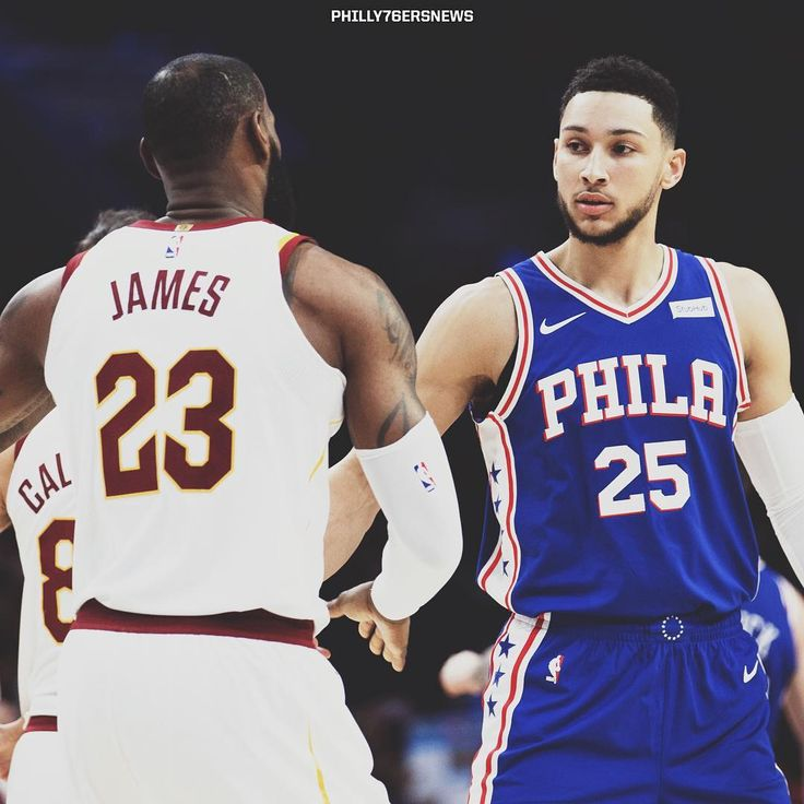 Lebron James joining the Philadelphia 76ers is becoming real. Like really real. The Ringers Bill Simmons wrote an article explaining LeBron James path to passing Michael Jordan as the games GOAT  and Simmons conclusion is James should roll the dice with Philadelphia. If LeBron wants to grab the GOAT horns he needs to keep piling up Finals trips and maybe even one or two more rings Simmons wrote via The Ringer. He needs to get lucky and have a 7-foot-2 superfreak unicorn defy the odds and…