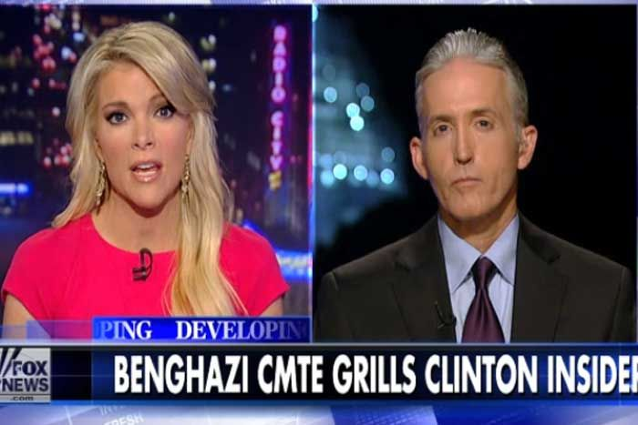 Hillary Clinton Is FURIOUS About What Trey Gowdy Told Fox News about a Clinton Insider (WHOA!)