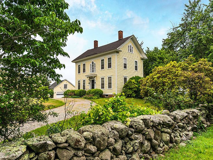 Formally The Highly Regarded High Acres Bed And Breakfast This Historic Colonial Home On Over 100 Of Land Has Five Bedrooms