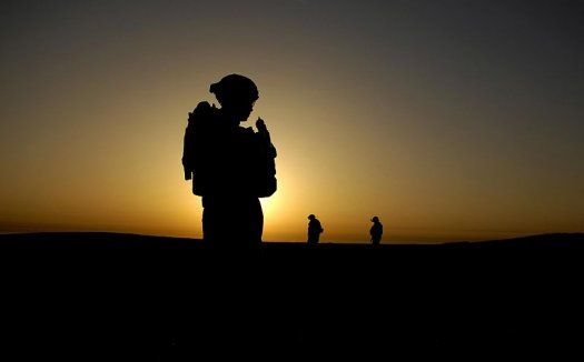 The Army's Quick Fix for Soldier Suicides: Anti-Depressive Nasal Spray