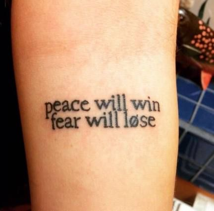 41+ trendy tattoo quotes music twenty one pilots – tattoos