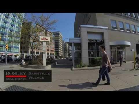 Davisville Village Toronto Canada - YouTube