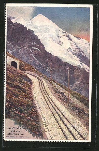 AK-Jungfraubahn-mit-den-Silberhoernern.jpg 403 × 614 pixels