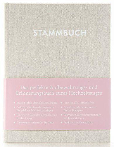 Modernes Stammbuch der Familie, Familienstammbuch (Cremebeige)