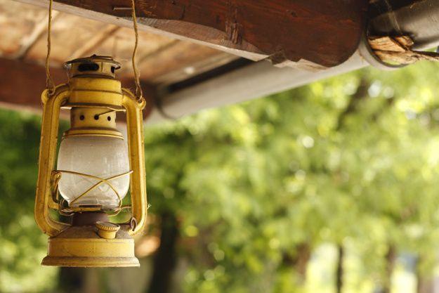 Oil lamp Free Photo