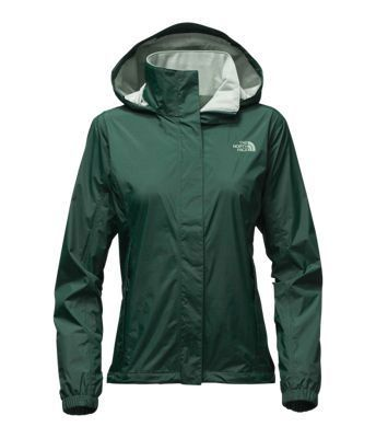 The North Face Resolve Jacket for Ladies - Darkest Spruce - XL