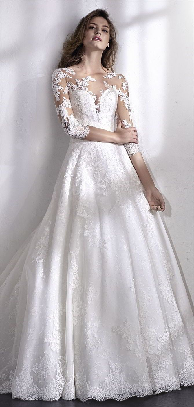 San Patrick 2018 Wedding Dresses World Of Bridal Wedding Dresses Wedding Dresses Lace Bridal Dresses