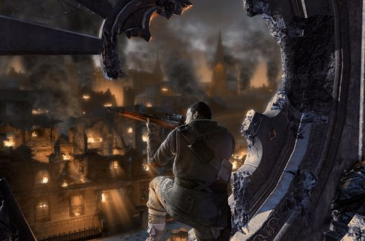 Not as involving as the first, but a great game nonetheless. Sniper Elite V2